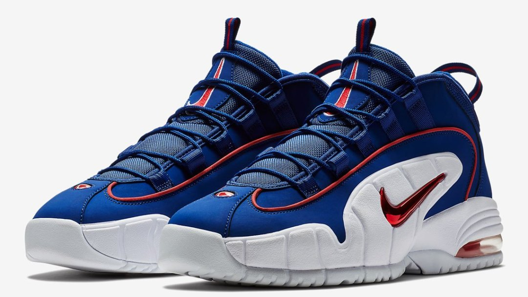 new arrival 64499 7e23f This Nike Air Max Penny 1 Pays Homage to Lil Penny - WearTes