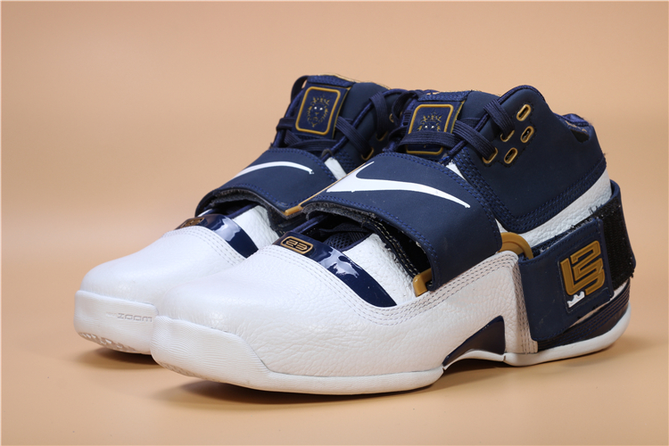 13bd4209baa0 Here s a Detailed Look at the Nike LeBron Soldier 1 From the ...