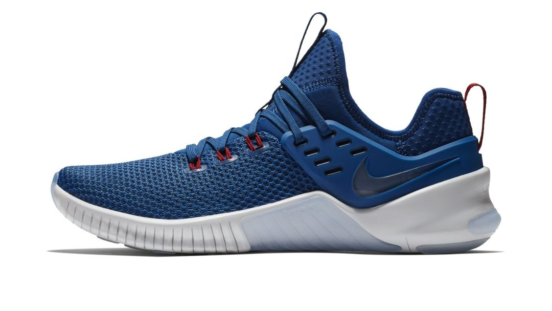 more photos 7a991 25368 Nike Metcon Free BlueWhiteRed 3