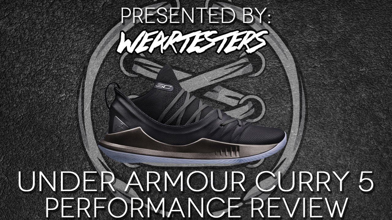 3eee6fc54111 Under Armour Curry 5 Performance Review - WearTesters