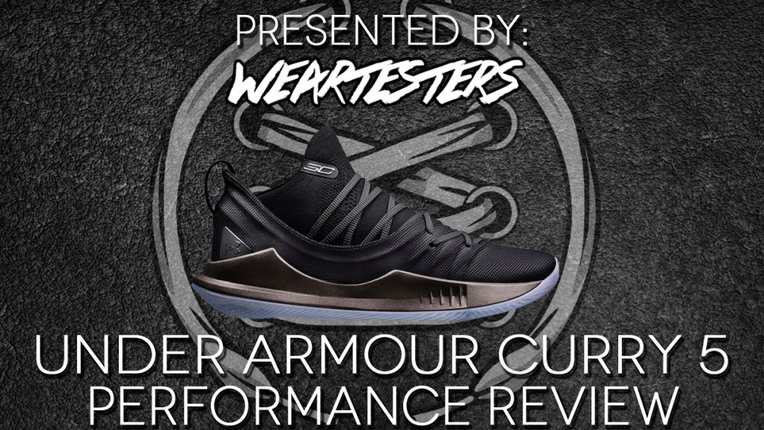 Under Armour Curry 5 Performance Review - WearTesters 45df94f9e