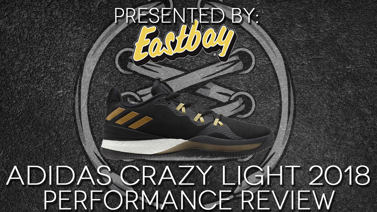 c0fa12537 adidas Crazylight Boost 2018 Performance Review