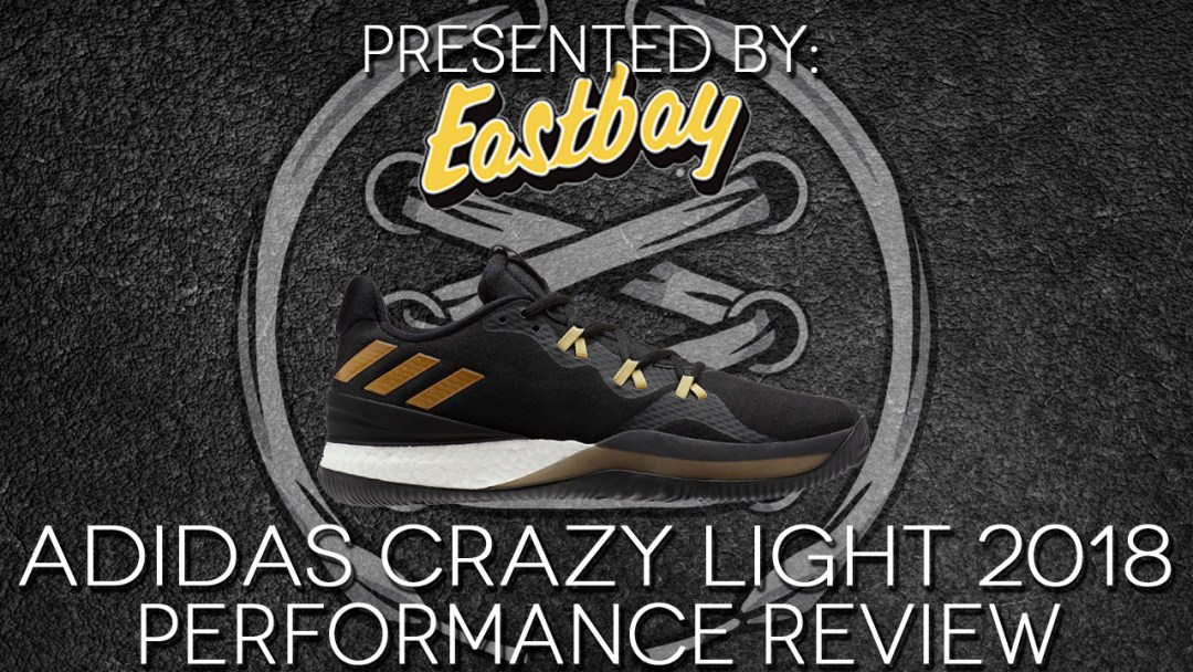 newest 9ee9a 27eba adidas Crazylight Boost 2018 Performance Review Duke4005 main