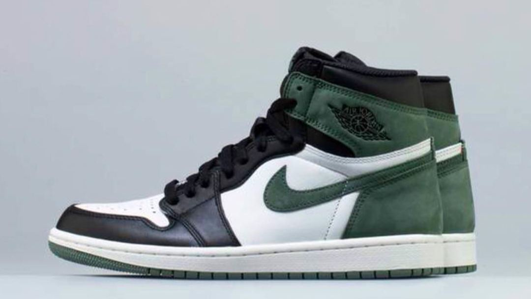 6820449124d The Air Jordan 1  Clay Green  Will Arrive for May - WearTesters