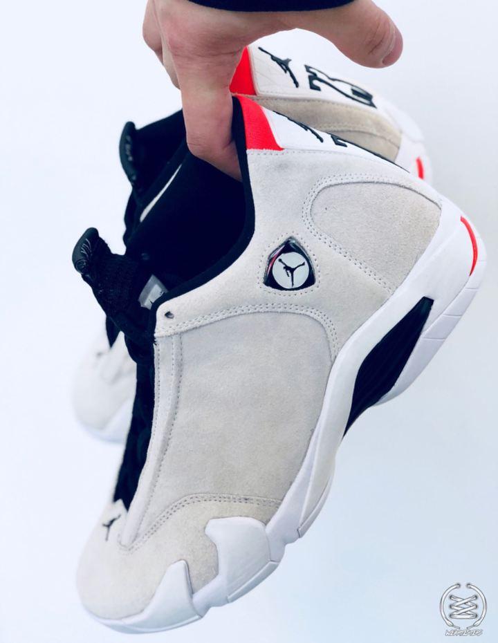 56c728dbca01 The Air Jordan 14  Desert Sand  Releases Next Month - WearTesters