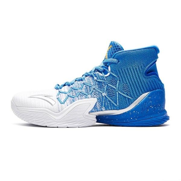 4e9566e2cb9 Klay Thompson KT3 Anta Statement. Klay Thompson Playoffs Shoes 2018