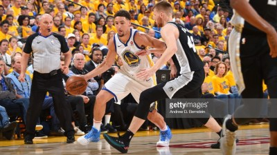 klay thompson anta kt3 playoffs 1