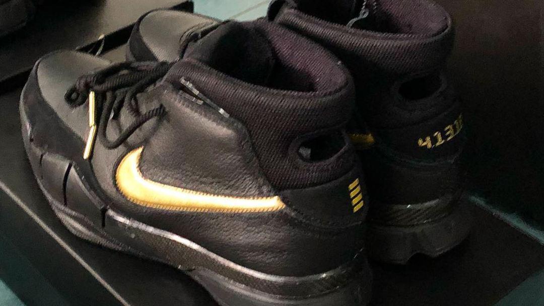 956ccadabe4 This Nike Kobe 1 Protro Will Celebrate Kobe s Last 60-Point ...