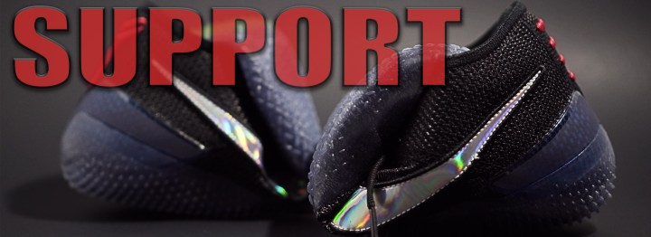 Nike Kobe NXT 360 Performance Review AnotherPair support