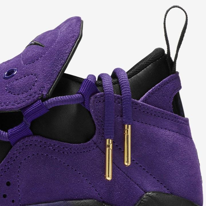 nike air more money court purple quickstrike 6