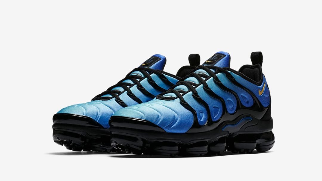 d582a66180 This Nike Air VaporMax Plus Honors the Original Tuned Air - WearTesters