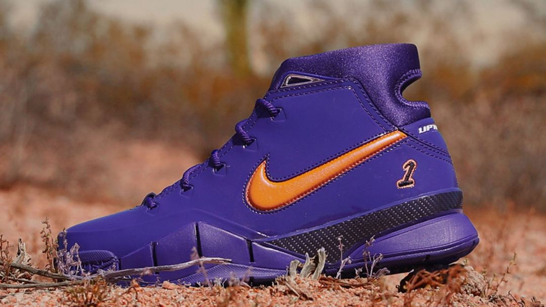03541b3abece The Nike Kobe 1 Protro  Devin Booker PE  Releases Today in Limited ...