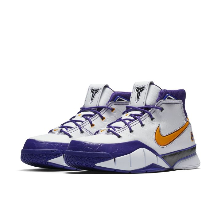nike kobe 1 protro mamba day lakers 2
