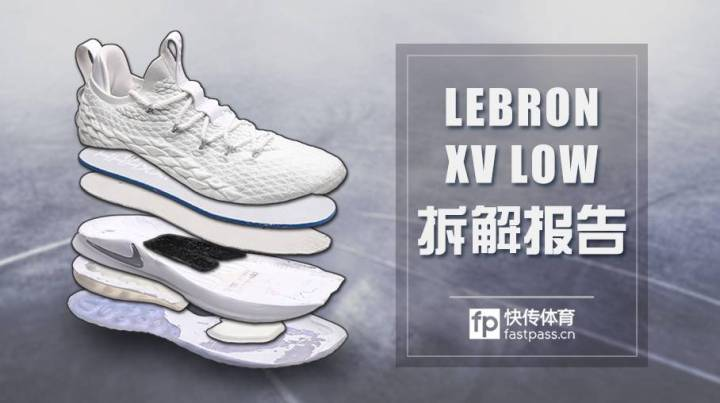 nike lebron 15 low deconstructed 16