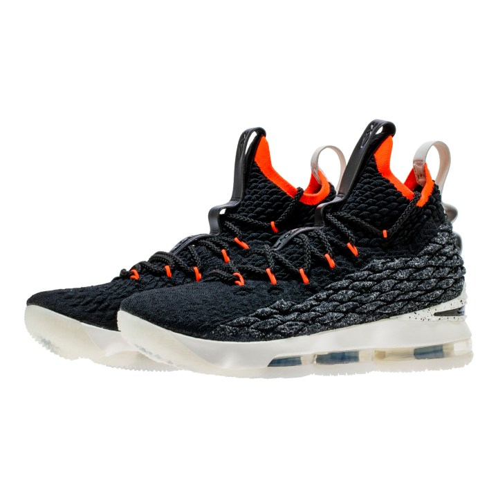 173fb77a082 New Nike LeBron 15  Black Sail Bright Crimson  Releases in May ...