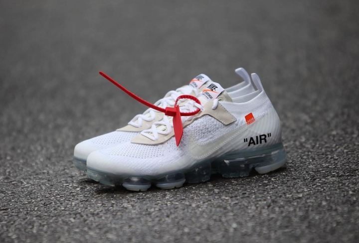 off-white nike vapormax white 17