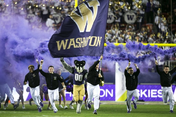 university of washington huskies adidas deal