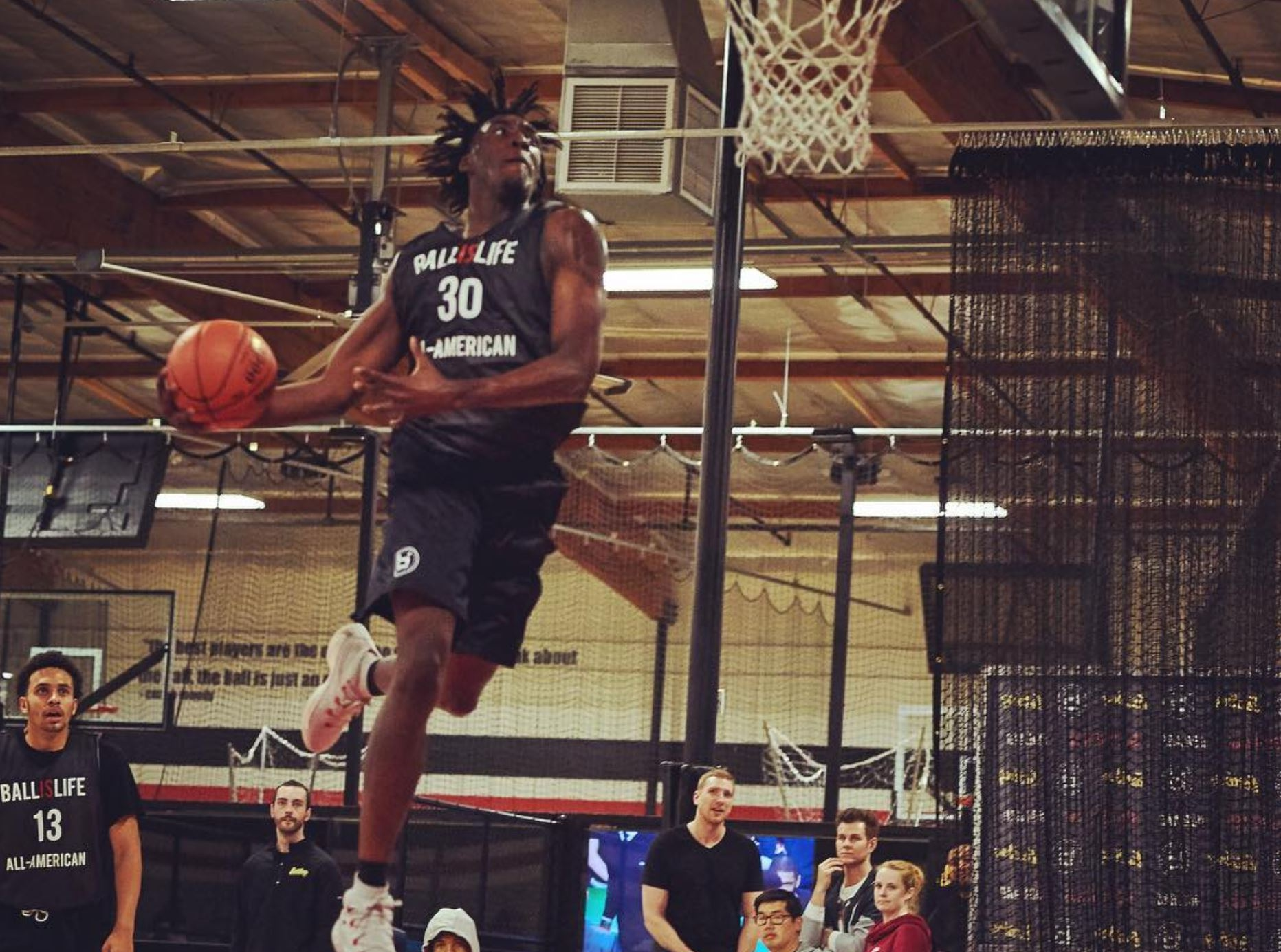 Eastbay Hosts the Ballislife All-American Game for Top High School ... 76a9b2248