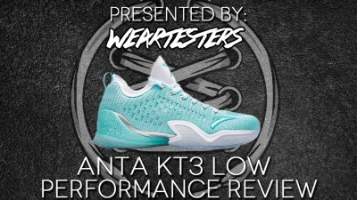 Anta KT3 Low Performance Review