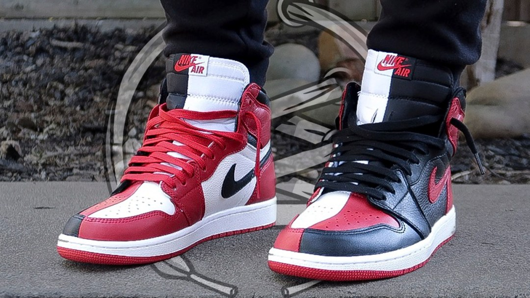 finest selection aad72 62159 ... Air Jordan 1 Homage to Home review DiscussionThoughts .