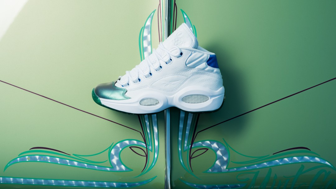 9dc16f2b0d6f4b The Curren y x Reebok Question Release Date Has Been Moved Up ...