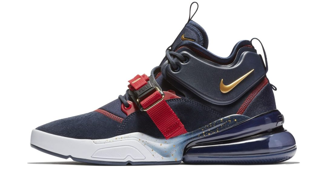 25bba7ab7b Another Suede Build of the Nike Air Force 270 is Coming - WearTesters