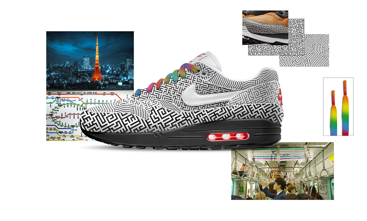 Here Are Our Favorite Designs from Nike's 'Revolutionairs