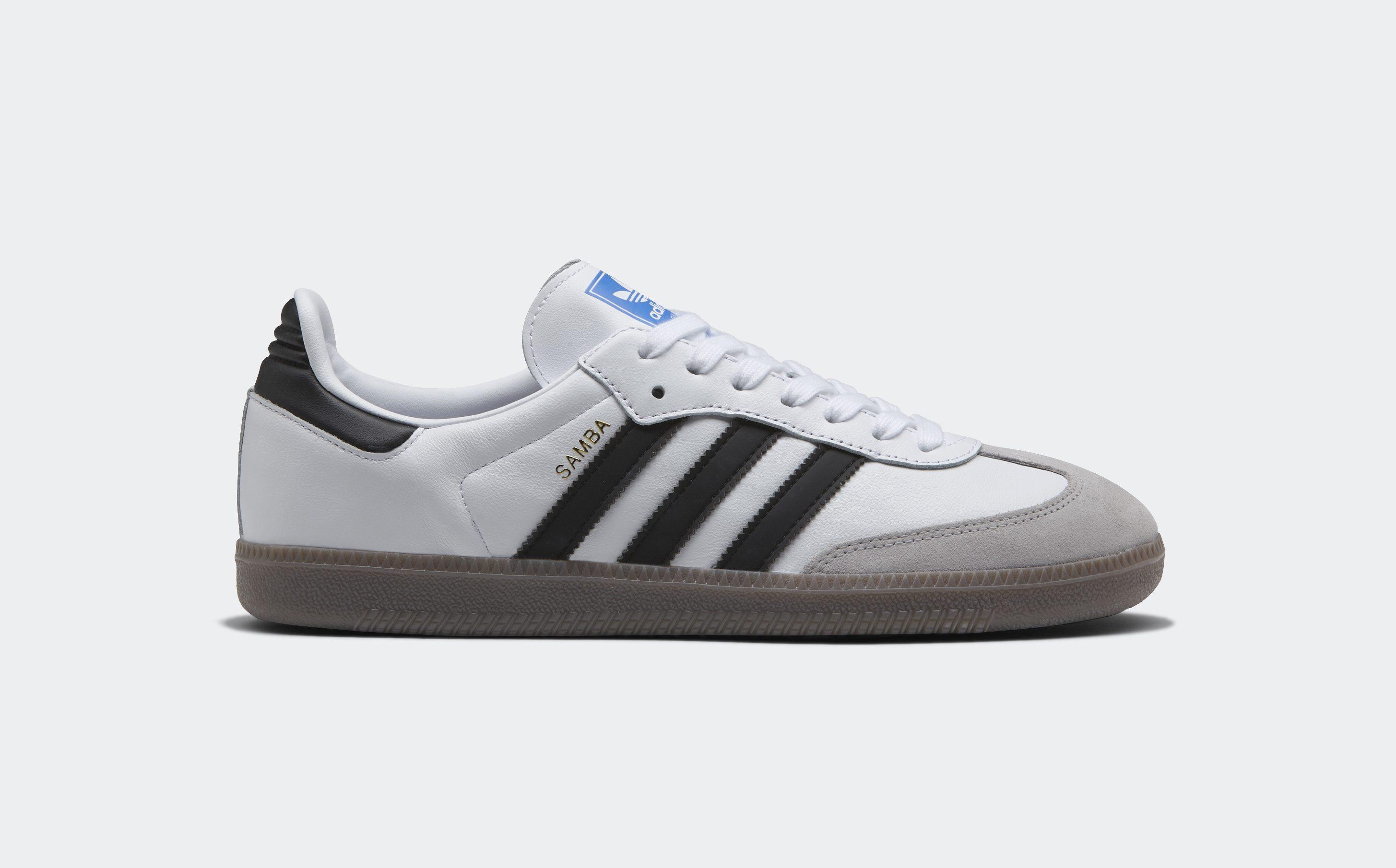 adidas samba white 2 weartesters originali.