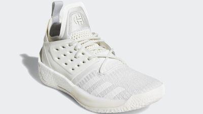adidas harden vol 2 grey white 1