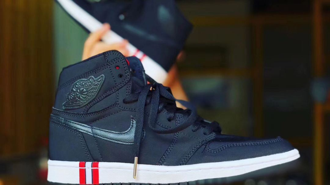 71e09d8f5f6b42 An Air Jordan 1  PSG  Surfaces
