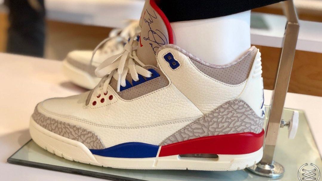 1ade332e464239 Expect the New Air Jordan 3  International Pack  in July - WearTesters