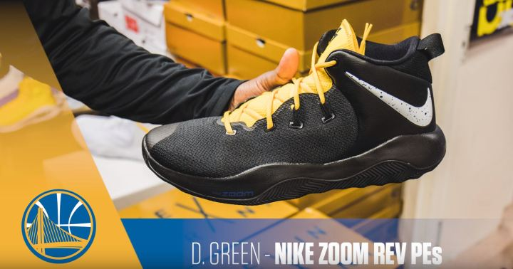 draymond green nike zoom rev PE