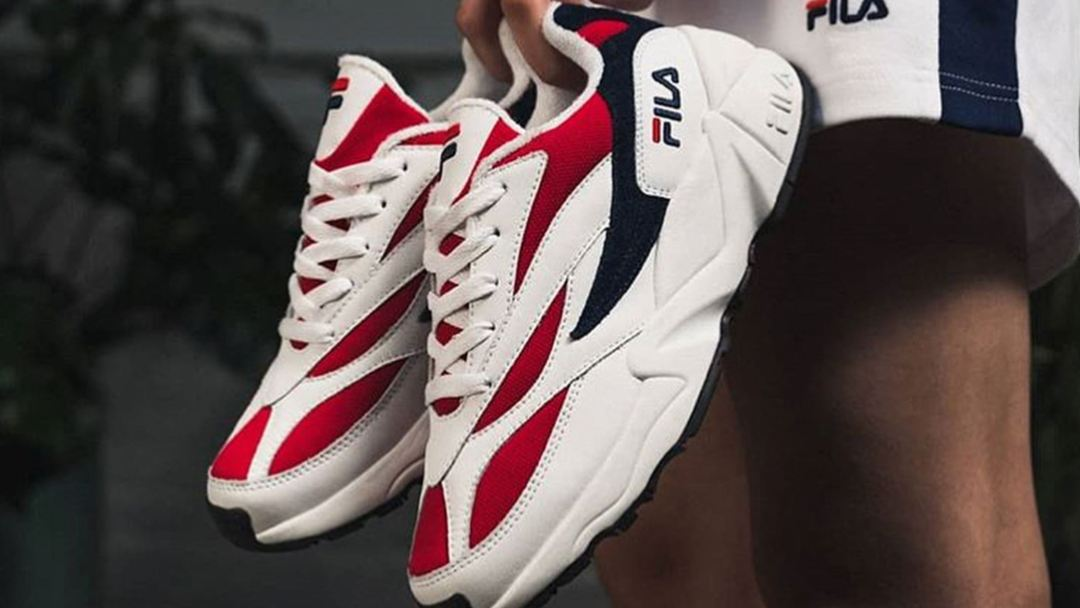 901d28b28ba3 The Fila Venom Has Exited the Archive for Today s Bulky Shoe Trend ...