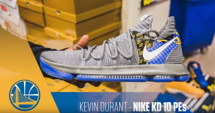 kevin durant nike kd 10 PE 2