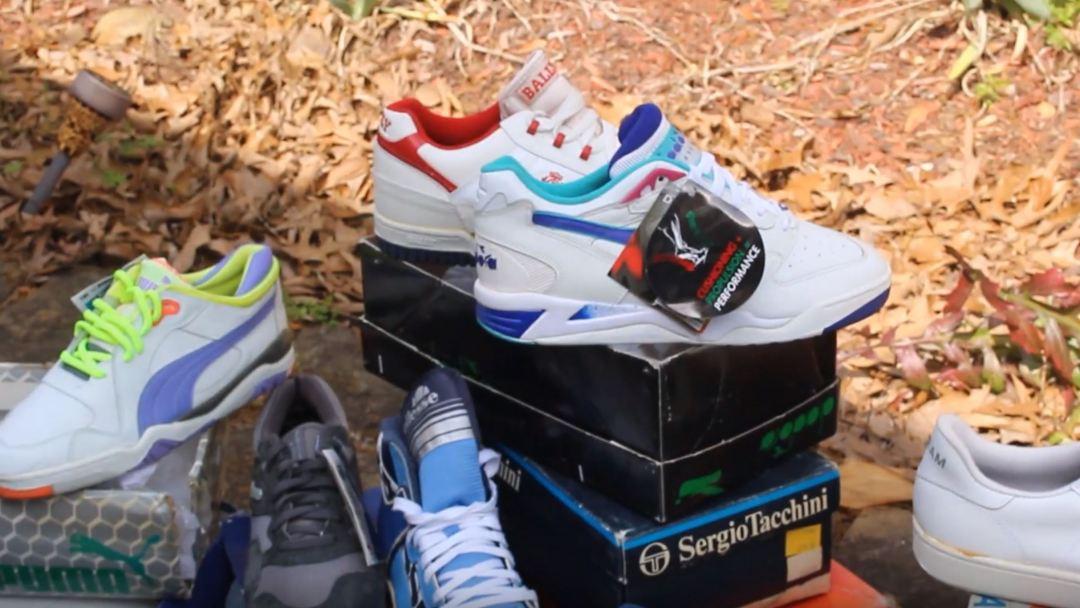 khalli vegas vintage sneakers 1