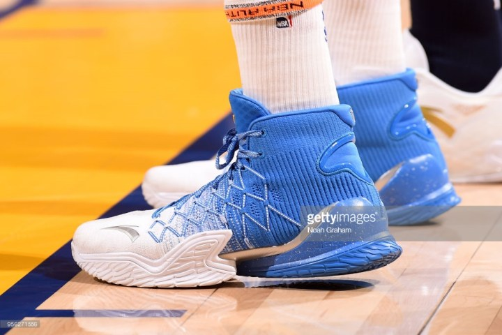 c9bd2b63ac2f Klay Thompson s Anta KT3 Playoffs Sneaker is Now Available Stateside ...