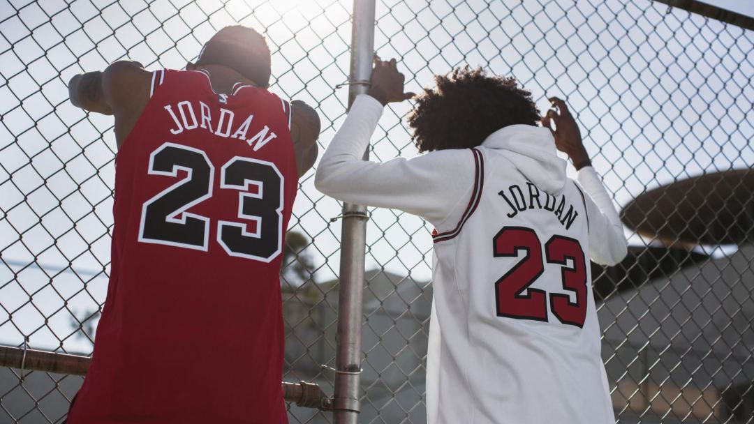 Nike Unveils Limited Edition Michael Jordan Bulls Jerseys to Honor ... acd562af2