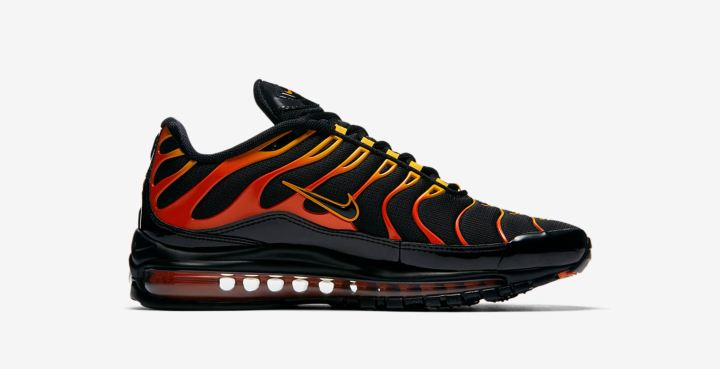 43efbd8e38 Flame On with the Nike Air Max Plus 97 'Shock Orange' - WearTesters