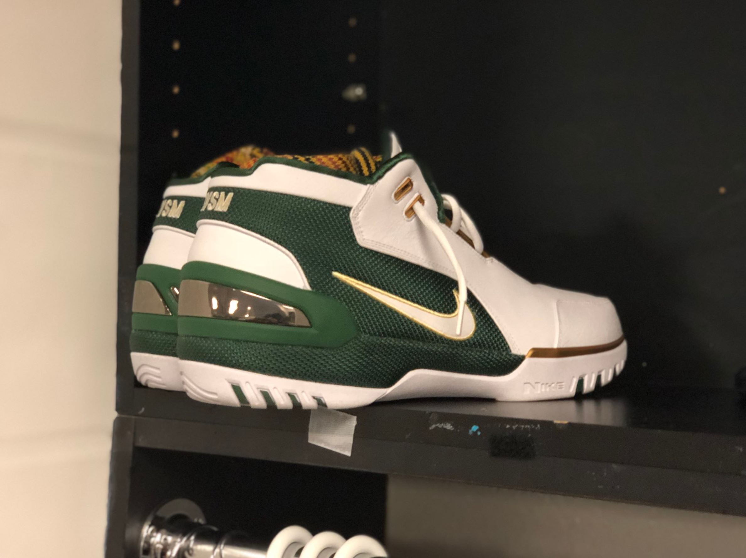 The Nike Air Zoom Generation  SVSM  Release Date is Nearly Here ... a4cbe9dba342