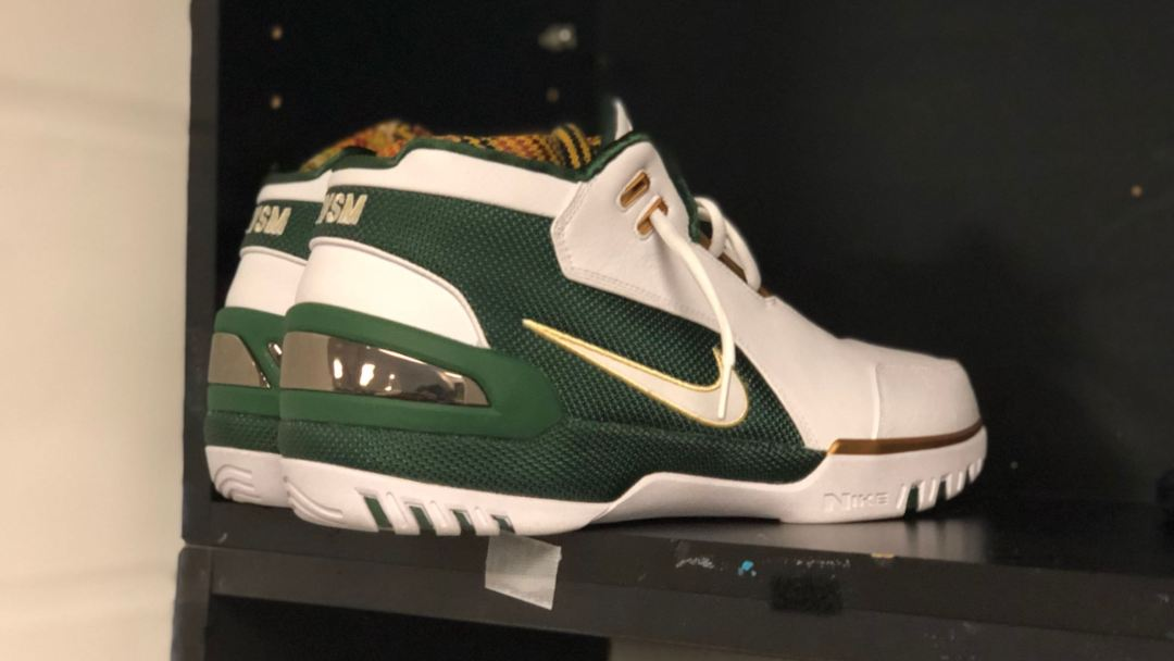 8c25cdc5acf84 The Nike Air Zoom Generation  SVSM  Release Date is Nearly Here ...