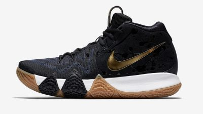 dfd363607e66 New Metallic Gold Nike Kyrie 4 Rumored to Drop This Week
