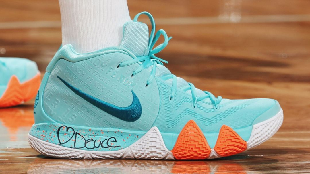 195c1ac75a2a The Nike Kyrie 4  Power is Female  Release Date is Official ...