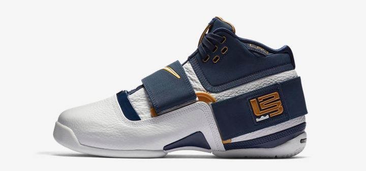 nike lebron soldier 1 25 straight release date