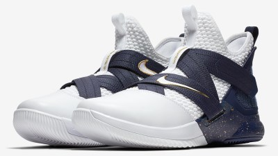 2e2402e6349 This Nike LeBron Soldier 12 SFG is an Homage to the Soldier 1