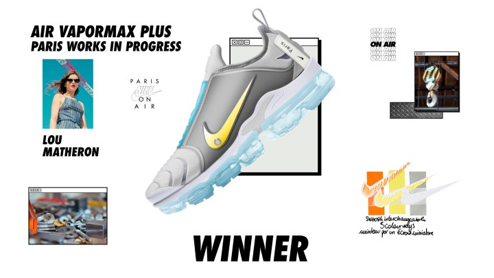 nike on air winners air vapormax plus paris lou matheron