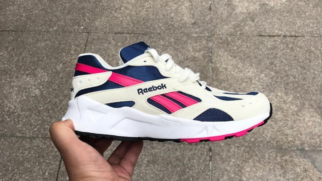 best sneakers 8a7d2 f4d2d reebok aztrek pink 3