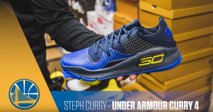 stephen curry curry 4 low PE 1