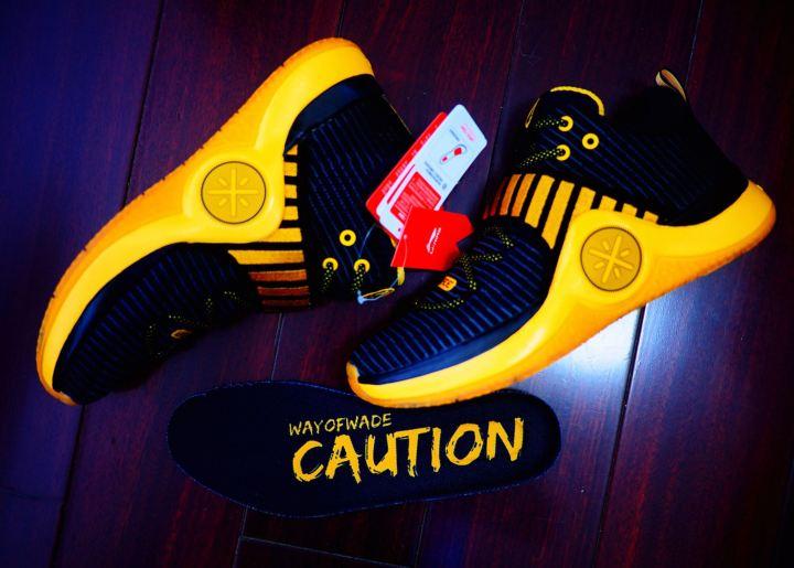way of wade 6 caution 1