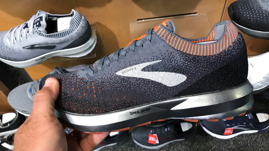 51df2f565fa The Brooks Levitate 2 Has Arrived With a Fully Knit Build - WearTesters