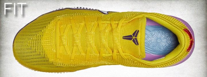 size 40 1927b 84b44 Nike Kobe NXT 360 performance review fit